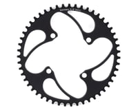 Image 1 for RENNEN 4-Bolt Chainring Non-Threaded (Black) (51T)