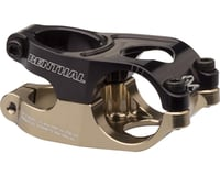 """Renthal Duo Stem (Black/Gold) (31.8mm Clamp) (1-1/8"""") (40mm Length) (+/-10°)"""
