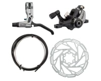 Rever MTN1 Mechanical Disc Brake Left 160mm Rotor