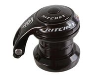 "Ritchey AWI WCS Cross Headset w/Hanger (Black) (1-1/8"") (EC34) 