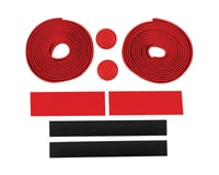Ritchey Comp Cork Bar Tape (Red) (2)