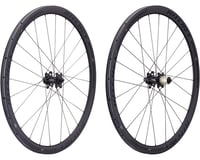 Ritchey WCS Apex 36 Disc Tubular Wheelset (Black) (700c) (Shimano)