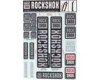 RockShox Decal Kit (30/32mm) (Grey) | relatedproducts