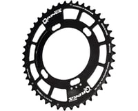 Rotor Q-Ring Asym Three Position Oval Chainring (Black) (110mm BCD) (46T) | relatedproducts