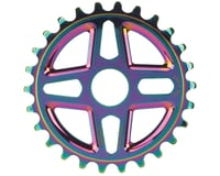Salt Plus Center Sprocket (Oil Slick) (25T) | alsopurchased
