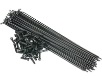 Salt PG Spokes 184mm 40 Pieces Black
