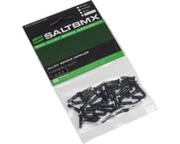 Salt Pro Alloy Spoke Nipples 40 Pieces Black