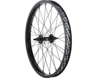 "Salt Rookie Front Wheel - 20"", 3/8"" x 100mm, Rim Brake, Black, Clincher"