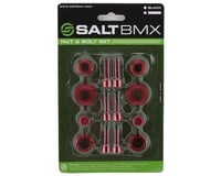 Image 2 for Salt Nut and Bolt V2 Hardware Pack Red