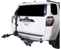 Saris All Star Hitch Bike Rack (Black) (2-Bike) (Universal Hitch)