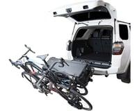 Image 3 for Saris SuperClamp Cargo Bike Rack (Black) (2-Bike) (Universal Hitch)