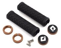 ODI SDG Lock-On Grips (Black/Gold) (130mm)