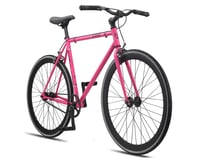 Image 2 for SE Racing Draft Lite Single-Speed Fixed Gear Road Bike (Pink)