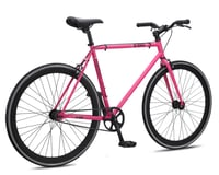 Image 3 for SE Racing Draft Lite Single-Speed Fixed Gear Road Bike (Pink)