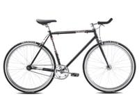 Image 1 for SE Racing 2016 Lager Single-Speed Fixed Gear Road Bike (Metallic Black)