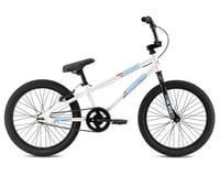 "SE Racing 2021 Bronco 20"" BMX Bike (White) (19.1"" Toptube)"