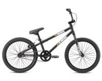 "SE Racing 2021 Bronco 20"" BMX Bike (Matte Black) (19.1"" Toptube)"