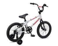 Image 2 for SE Racing 2020 Bronco 16 Kids Bike (White)