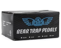 """Image 2 for SE Racing Bear Trap Pedals (9/16"""") (Blue)"""