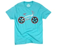 SE Racing Mike Buff PK T-Shirt (Aqua)