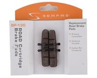 Image 2 for Serfas Cartridge Style Carbon Brake Pads (Shimano)