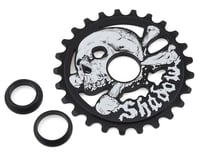 The Shadow Conspiracy Cranium Sprocket (Black)