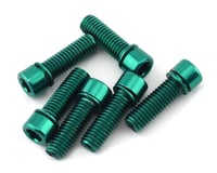 Image 1 for The Shadow Conspiracy Hollow Stem Bolt Kit (Green) (6) (8 x 1.25mm)