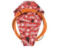 Image 2 for The Shadow Conspiracy Linear Brake Cable (Orange)
