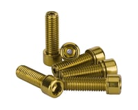The Shadow Conspiracy Hollow Stem Bolt Kit (Gold) (6)