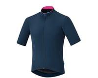 Shimano Evolve Jersey (Navy Blue)