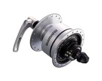 Shimano DH-3N72 Dynamo Front Hub (Silver) (36H)