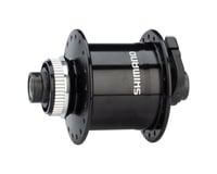 Shimano DH-UR705-3D Dynamo Centerlock Disc Front Hub (Black) (36H)