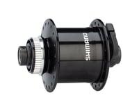 Shimano DH-UR705-3D Dynamo Centerlock Disc Front Hub (Black) (32H) | relatedproducts