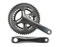 Shimano Tiagra 4700 Crankset (Grey) (2 x 10 Speed) (Hollowtech II)