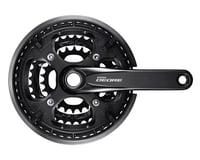 Shimano FC-T6010 Deore Crankset (10-Speed) (175mm) (48x36x26T)