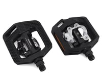 Shimano Click'r PD-T421 SPD Pedals w/ Cleats (Black)