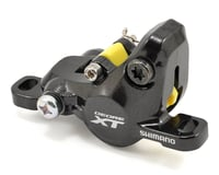 Shimano BR-M8000 XT Disc Brake Caliper (Black) (w/ Resin Pads)