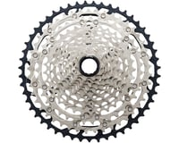 Shimano SLX CS-M7100 12-Speed Mirco-Spline Cassette (Silver/Black) | relatedproducts