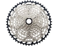 Image 1 for Shimano SLX CS-M7100 12-Speed Mirco-Spline Cassette (Silver/Black) (10-45T)