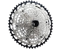 Image 2 for Shimano SLX CS-M7100 12-Speed Mirco-Spline Cassette (Silver/Black) (10-45T)