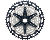 Image 3 for Shimano SLX CS-M7100 12-Speed Mirco-Spline Cassette (Silver/Black) (10-45T)