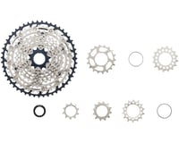 Image 4 for Shimano SLX CS-M7100 12-Speed Mirco-Spline Cassette (Silver/Black) (10-45T)