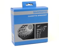 Image 2 for Shimano XT CS-M771 10-Speed MTB Cassette (Silver) (11-36T)