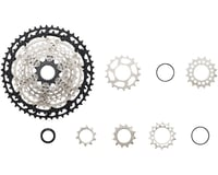 Image 4 for Shimano Deore XT CS-M8100 12-Speed Mirco-Spline Cassette (Silver/Black) (10-51T)