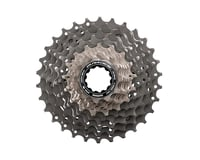 Image 3 for Shimano Dura-Ace CS-R9100 11 Speed Cassette (Silver/Grey) (12-25T)