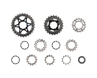 Image 1 for Shimano Dura-Ace CS-R9100 11 Speed Cassette (Silver/Grey) (12-28T)