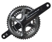 Shimano Dura-Ace FC-R9100 Crankset (Black) (2 x 11 Speed) (Hollowtech II)