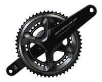 Shimano Dura-Ace R9100-P Power Meter Crankset (Black) (2 x 11 Speed)