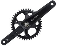Shimano GRX FC-RX810 Crankset (Black) (1 x 11 Speed) (Hollowtech II)