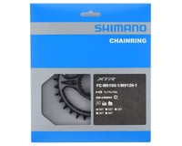Image 2 for Shimano XTR M9100 Direct Mount Chainring (Black) (30T)